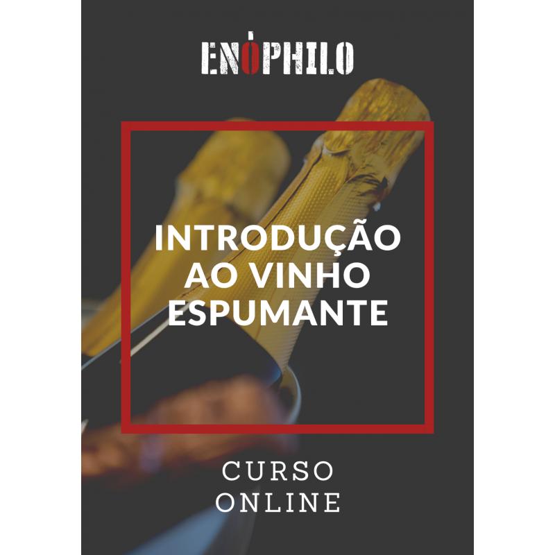 Curso Online - Introdução aos vinhos espumantes (24 de Junho a 22 de Julho)