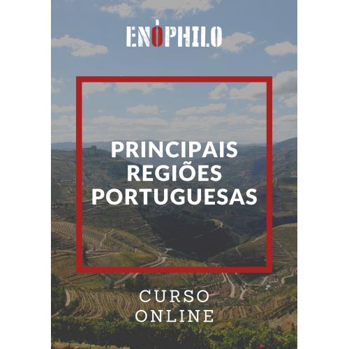 Curso Online - Principais regiões portuguesas (2 a 30 de Julho)