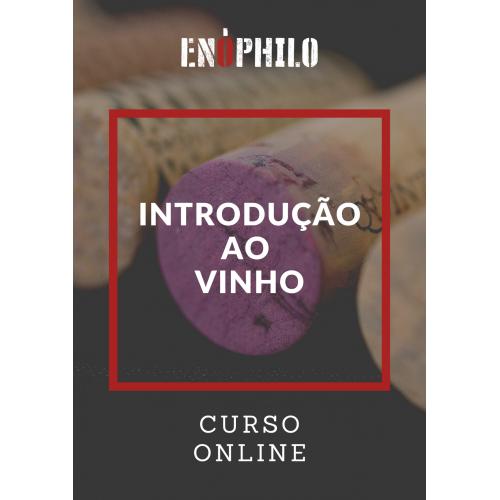Curso Online - Introdução ao Vinho (16 de Junho a 14 de Julho)