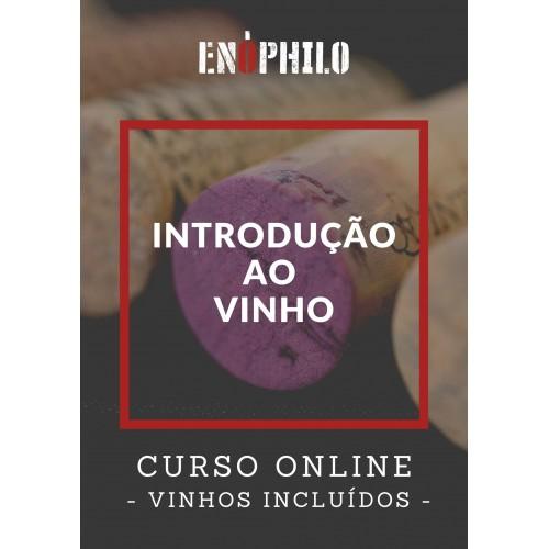 Curso Online (Vinhos Incluídos) - Introdução ao Vinho (6 a 20 de Outubro)