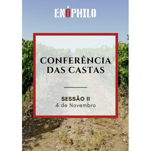 Conferência das Castas (4 de Novembro)