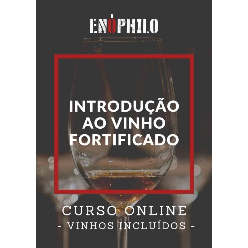 Curso Online (Vinhos Incluídos) - Introdução ao Vinho Fortificado (5 e 12 de Novembro)