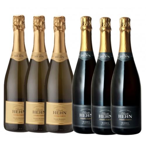 Família Hehn - Pack 3 Reserva + 3 Velha Reserva