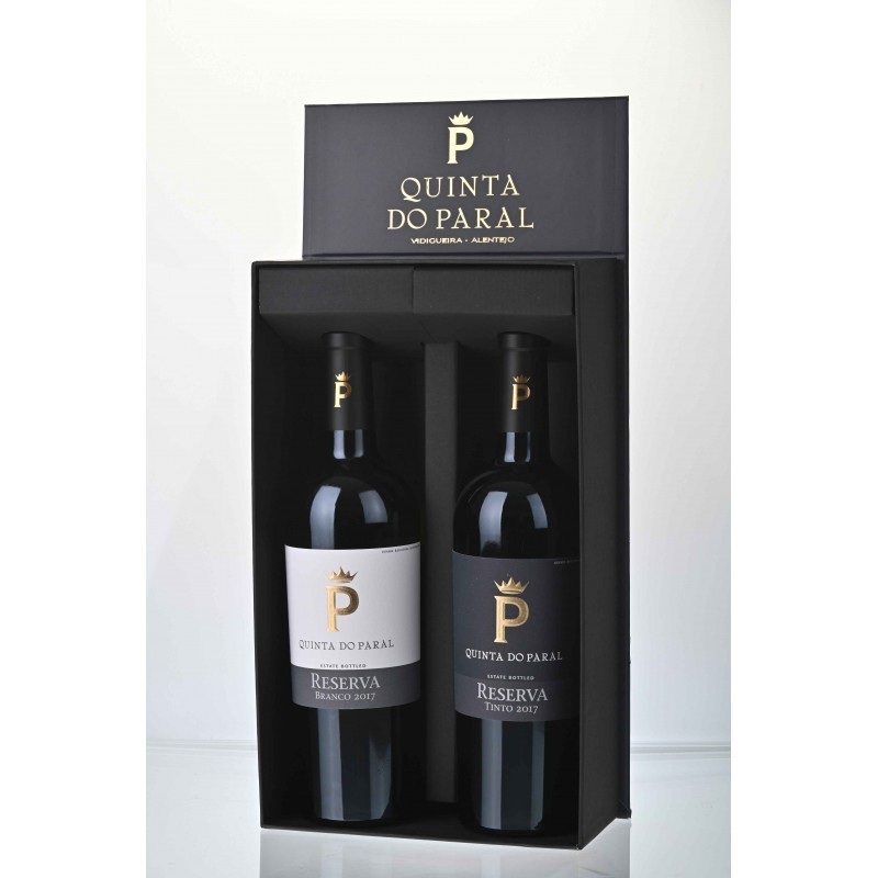Quinta do Paral - Pack Reserva (2 Gfs)