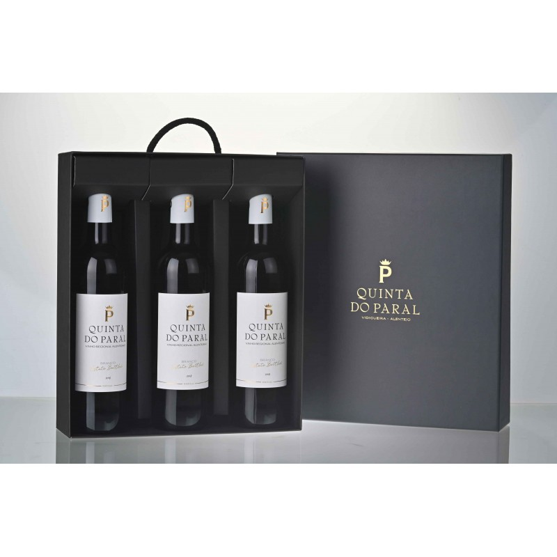 Quinta do Paral - Pack Branco (3 Gfs)