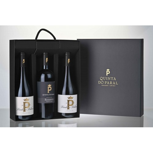 Quinta do Paral - Pack Premium (3 Gfs)