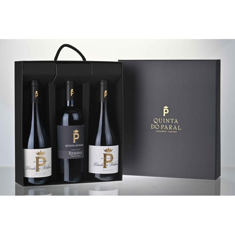 Quinta do Paral - Pack Premium (3 Gfs)