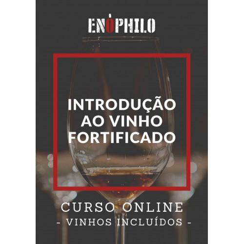 Curso Online (Vinhos Incluídos) - Introdução ao Vinho Fortificado (21 e 28 de Janeiro)