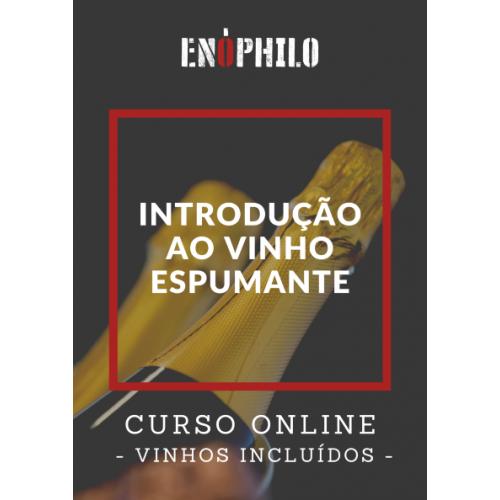 Curso Online (Vinhos Incluídos) - Introdução ao Vinho Espumante (20 e 27 de Maio)