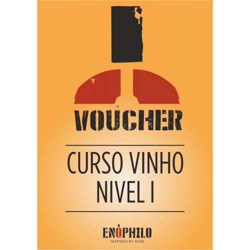 Voucher Curso de Vinho
