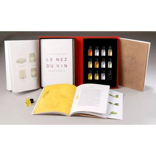 Le Fût de Chêne neuf - Kit 12 Aromas (Inglês)