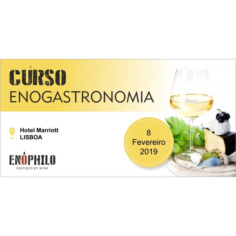 Curso de Enogastronomia (Lisboa): 8 de Fevereiro de 2019