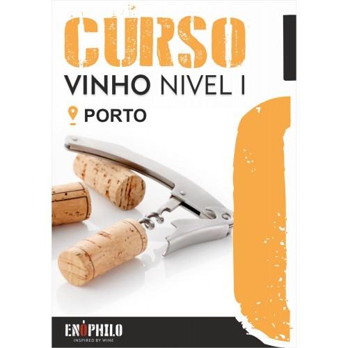 Curso de Vinho - Nível I (Porto): 2 e 3 de Maio de 2019