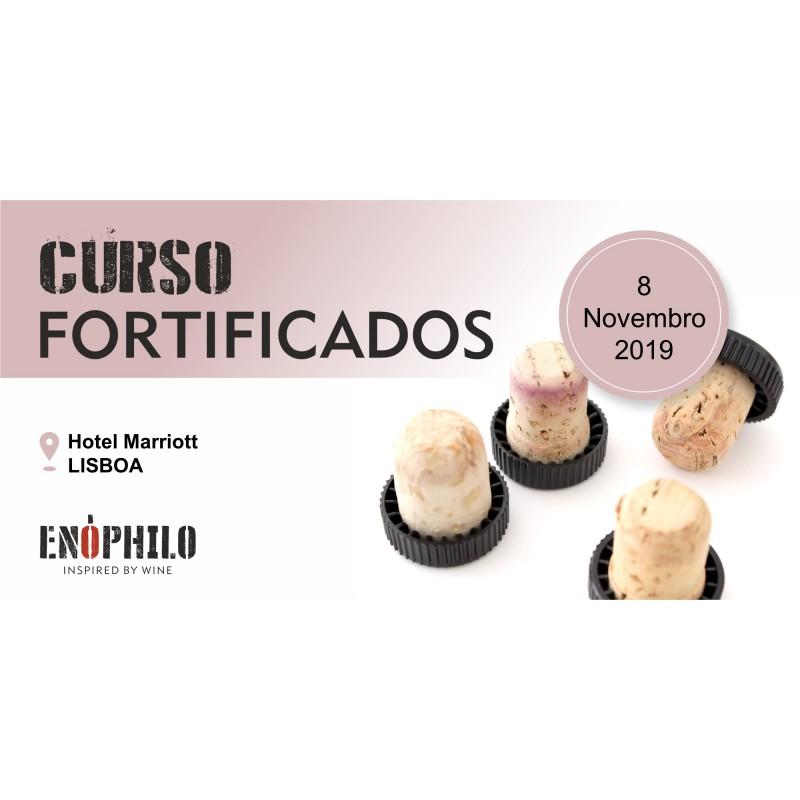 Curso de Fortificados (Lisboa): 8 de Novembro de 2019