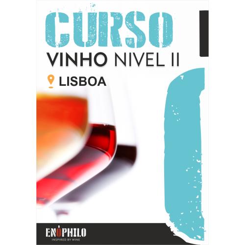 Curso de Vinho – Nível II (Lisboa): 20 e 21 de Novembro de 2019