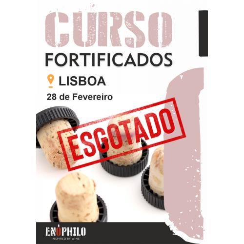 Curso de Fortificados (Lisboa): 28 de Fevereiro de 2020