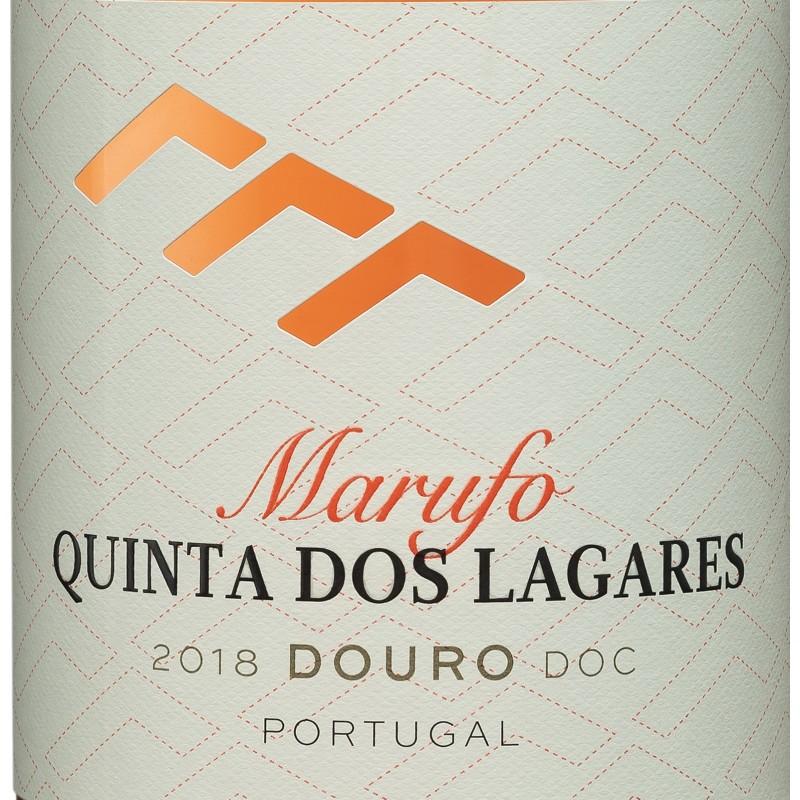 Quinta dos Lagares Marufo rosé (Caixa 6 Gfs)