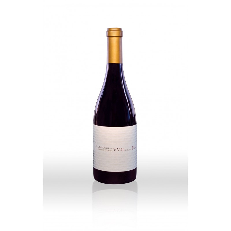 Quinta dos Lagares VV 44 tinto Vinhas Velhas (Caixa 3 Gfs)