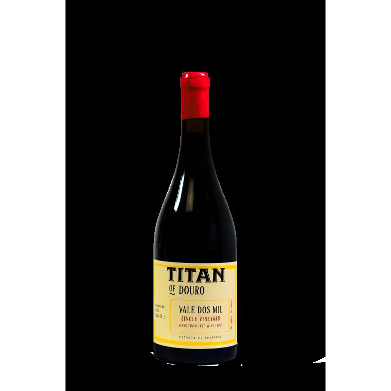 Titan of Douro tinto Vale dos Mil (Caixa 2 Gfs)