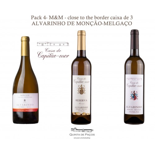 Quinta de Paços - M&M - close to the border (3 Gfs)