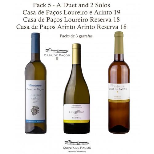 Quinta de Paços - A Duet and 2 Solos (3 Gfs)