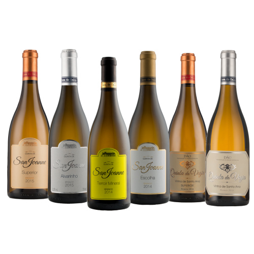 Casa de Cello - Pack Terroirs Branco (6 Gfs)