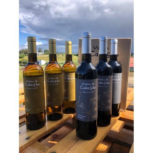 Nunes Barata - Pack Vinhas de Cabeção Reservas (6 Gfs)